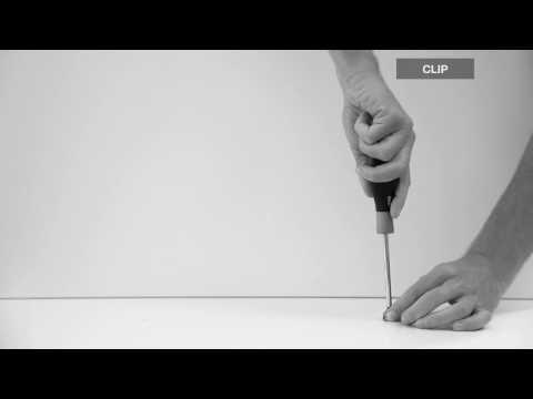 Sistema di fissaggio CLIP