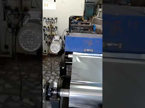 Aluminium Food Container Making Machine