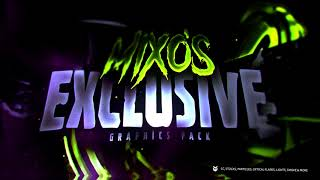 Exclusive Graphics Pack By Mixo Exposed