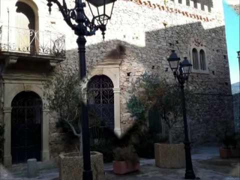 Algajola et son chateau