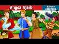 Angsa Ajaib |  The Magic Swan Story in Indonesian | Dongeng anak | Dongeng Bahasa Indonesia