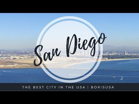 Сан Диего Лучший город для жизни в США - San Diego America's Finest City