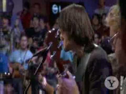 Weezer - El Scorcho Yahoo Hootenanny