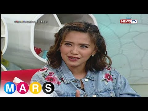 Mars Sharing Group: Who is the celebrity that inspires Joyce Pring?
