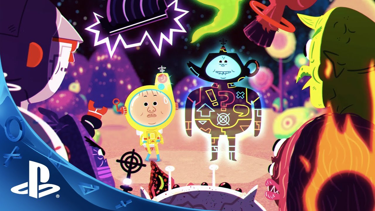 Introducing Loot Rascals, Coming to PS4 Early 2017