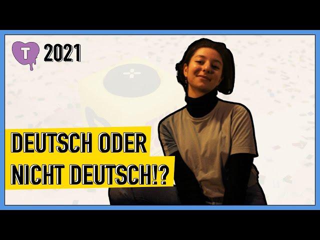 Vorschaubild zur Session 'Deutsch oder nicht deutsch - Das sind doch alles bürgerliche Kategorien'