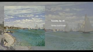 Toccata, Op. 39