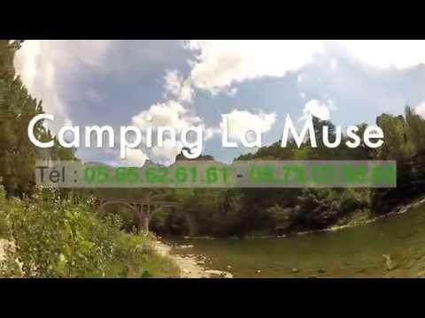 Camping La muse,
