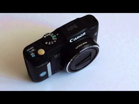 Canon PowerShot SX 160 IS digital camera review - Affordable 16 MP superzoom camera