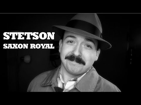 Stetson Saxon Royal Fur Felt Fedora Review