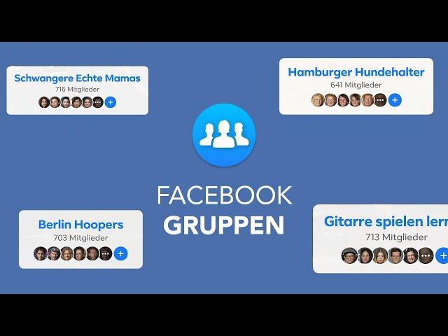 Video Aussprache von Gruppen in Deutsch