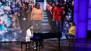 John Legend Serenades a Fan with a Love Song