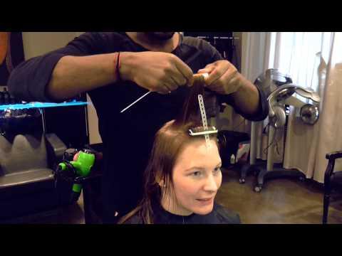Die thailändische Maske für das Haar wax