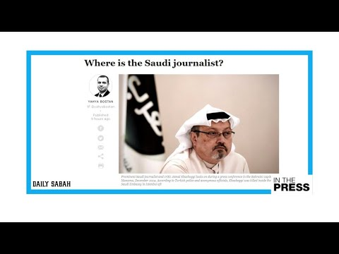 What happened? Turkey wants answers over alleged death of Saudi journalist