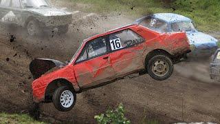 Big Stock Car Racing Crash compilation /Folkrace kraschfilm