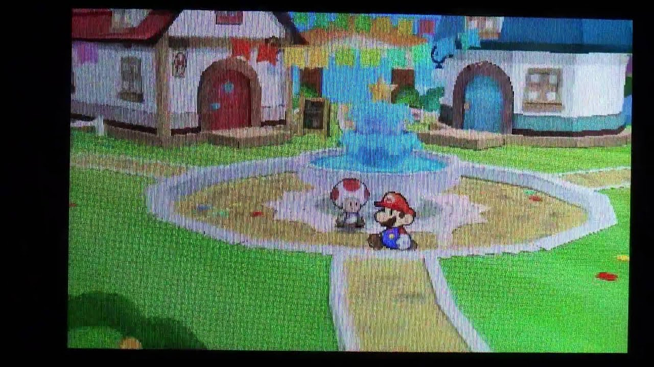 Star Fox, Paper Mario, Mario Kart All Lookin' Good On The 3DS