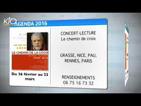 Agenda du 19 février 2016