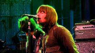 """According2g.com presents """"The Morning Son"""" by Beady Eye, Live On Letterman 2011"""