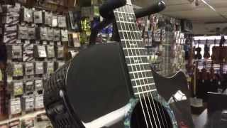Rainsong CO-OM1000N2 Graphite Carbon Fiber Acoustic Electric Guitar