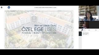 21 Nisan tarihli Yönetim Bilimi ve Liderlik dersi: Avrupa Birliği'nde Ekonomik Parasal Birlik ve Eur