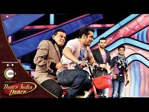 Download Salman Khan and Mithun Da's Funniest Moment   DID L'il Masters Season 2 HD Video