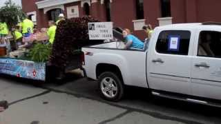 2013 Antlers Homecoming Parade
