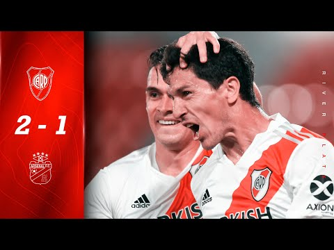 River 2 - Arsenal 1 [RESUMEN COMPLETO]