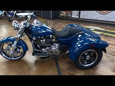 2021 Harley-Davidson Trike Freewheeler