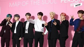BTS 'MAP OF THE SOUL : PERSONA' Global Press Conference