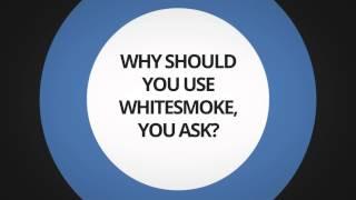 WhiteSmoke video