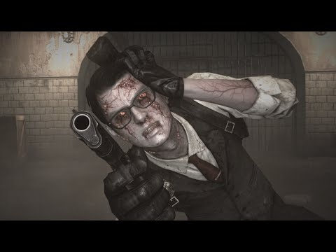 The Evil Within: The Executioner - Official Gameplay Trailer thumbnail