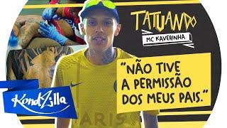 Fechamento de Costas do MC Kaverinha! – Tatuagem de Samurai