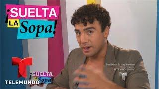 Tony Garza Habla De Su Personaje Trino En Mariposa De Barrio | Suelta La Sopa | Entretenimiento