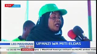 Shughuli za upandaji wa miti, Edlas kaunti ya Wajir kukabiliana na kiangazi