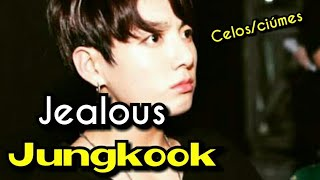 6 minutes of jungkook Jealous