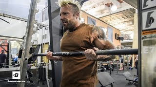Biceps and Triceps Workout | Day 38 | Kris Gethin's 8-Week Hardcore Training Program by Bodybuilding.com