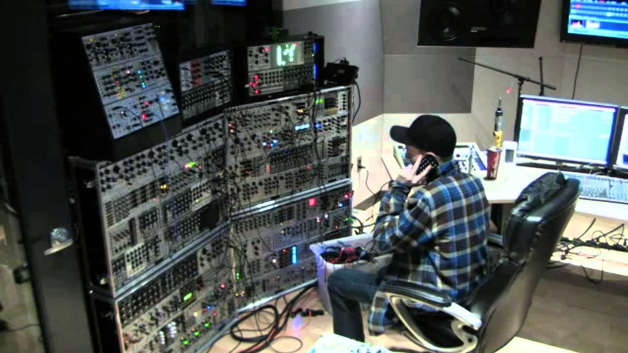 Deadmau5 - Live stream January 28, 2014