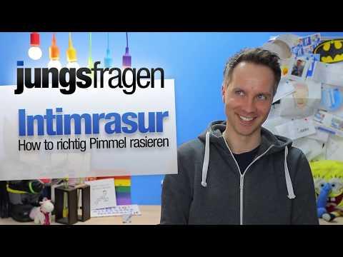 Intimrasur, Penis rasieren 🍑   jungsfragen.de