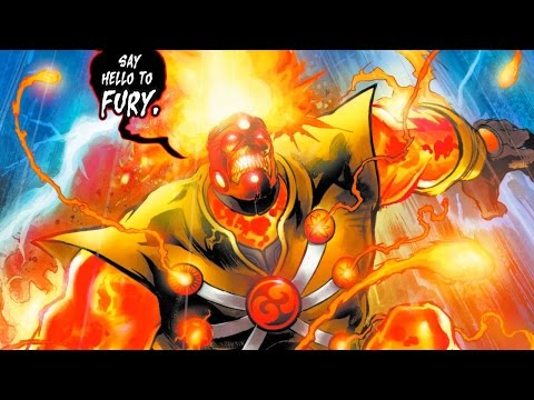 Origins of Firestorm