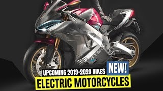 7 Best New Electric Motorcycles for 2019-2020 ft. Upcoming HD Livewire