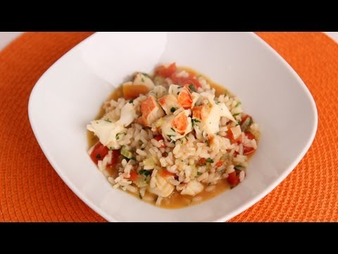 Lobster Risotto Recipe – Laura Vitale – Laura in the Kitchen Episode 536