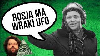Rosja Ma Wraki UFO a Piloci Regularnie Widywali Kosmitów - Ujawnia Legendarna Rosyjska Pilotka