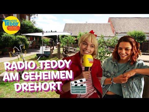 Bibi & Tina - Radio Teddy zu Besuch am geheimen Drehort