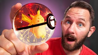 10 Pokémon Products That'll Make You Wanna Catch 'Em All!