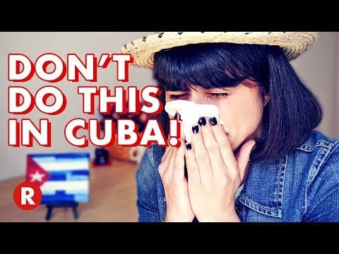 Download 10 Things You Should NOT Do in Cuba! // DON'T DO THIS! Mp4 HD Video and MP3