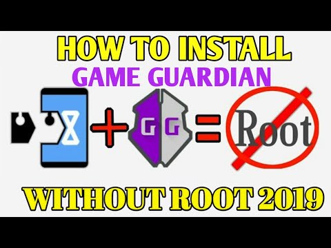 How to install Game Guardian - NO ROOT 2019