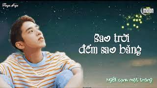 [Vietsub + Kara] Sao trời đếm sao băng   星星数流星 - Lương Tĩnh Khang ( OST Vườn Sao Băng 2018)