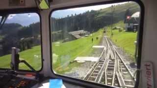 Rigi Cogwheel Railways