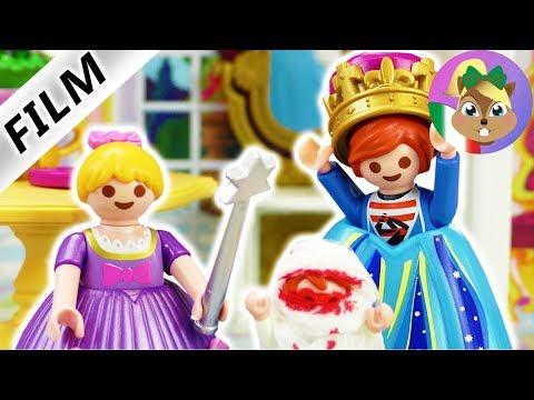 Playmobil Film | I COSTUMI DI HALLOWEEN - Julian vestito da principessa?