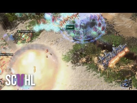 Epic Match: Maru vs. Dear - Starcraft 2